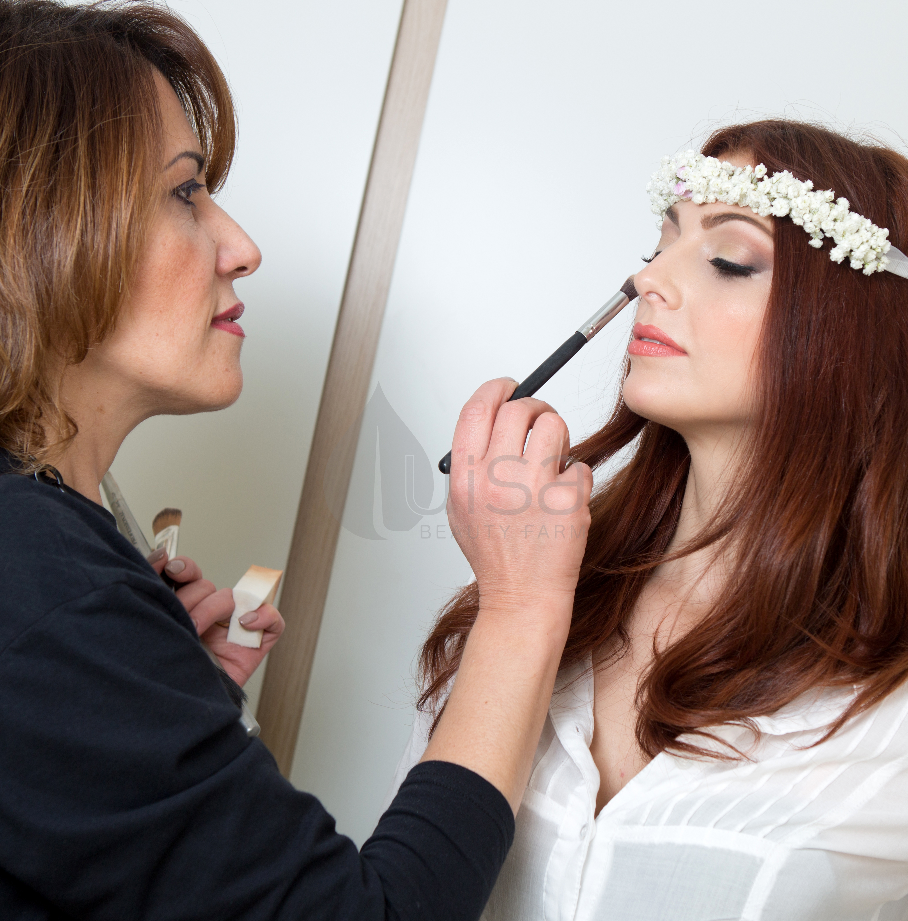 make up sposa Luisa Beauty Farm